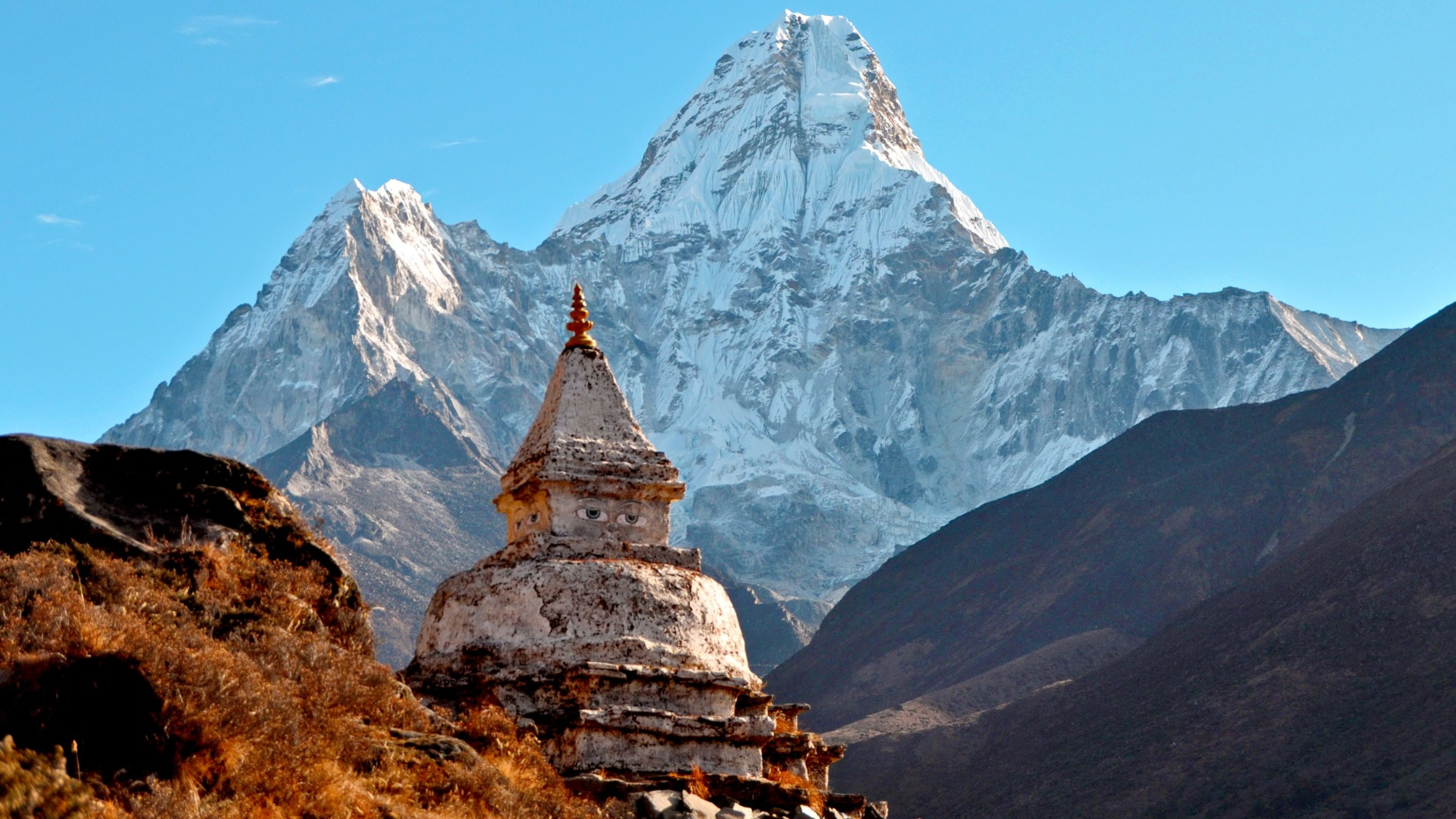 ASCENSION DE L'AMA DABLAM (6 814M)