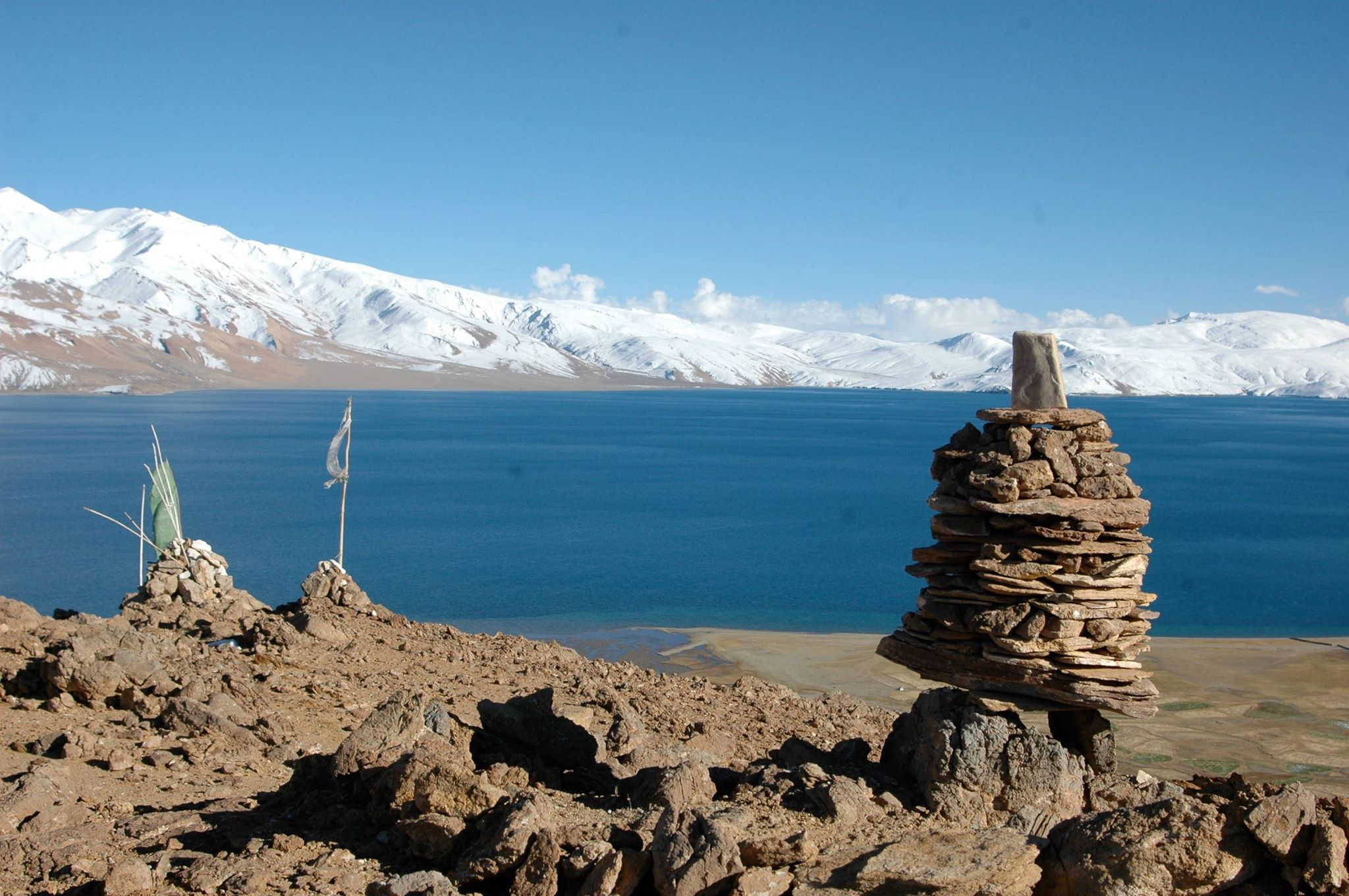 DISCOVER LADAKHI - INDUS VALLEY AND TSOKAR & TSOMORIRI LAKES
