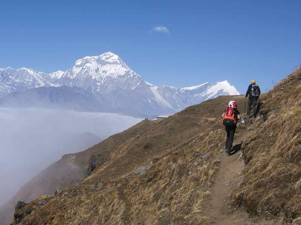 COMMUNITY ECO TREK BETWEEN ANNAPURNA & DHAULAGIRI