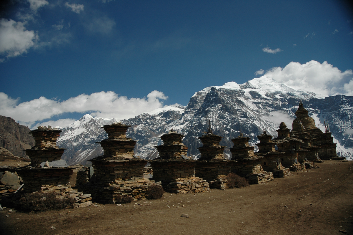 ANNAPURNA CIRCUIT, VIA THE NAAR PHU VALLEY, TILICHO & MESO KANTA LA
