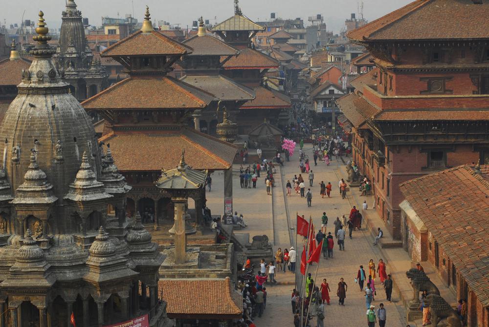 HERITAGE OF NEPAL